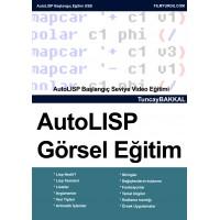 AutoLISP Başlangıç Görsel Eğitim