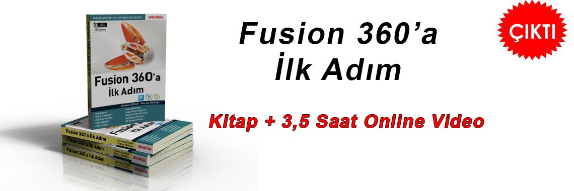 Fusion 360 Kitap
