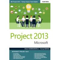 MS Project 2013 Türkçe Temel Eğitim Kitabı - PDF