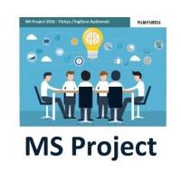 MS Project Görsel Eğitim - Online